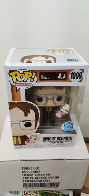 Dwight Schrute with doll for Sale in Linden, NJ
