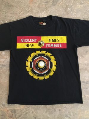 Vintage 1994 Violent Femmes Shirt for Sale in San Diego, CA