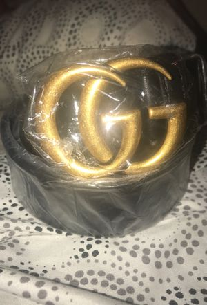 GUCCI BLACK BELT BRAND NEW for Sale in San Diego, CA