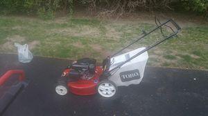 Toro 22inch front wheel drive lawn mower toro for Sale in Hartford, CT