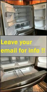 Leαve your emαil for more info: LG LMXC23746S French Door Refrigerator for Sale in Burlington, VT