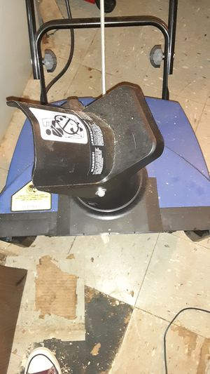 Snow Joe Ultra electric snow thrower for Sale in Glen Burnie, MD