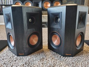 Klipsch Reference Premier RP-402s (PAIR) for Sale in Lynnwood, WA