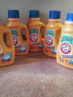 Detergente Liquido Arm & Hammer 50oz for Sale in Winter Haven,  FL