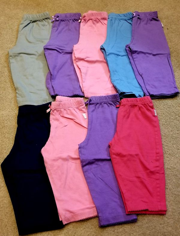 """9 pairs of infant """"Scrubs"""" bottoms"""