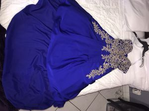 Camilles formal dress for Sale in Miramar, FL