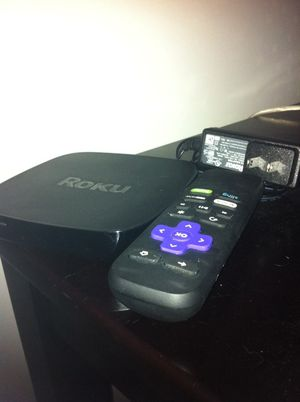 Roku 4k Streaming Device (4630X) for Sale in Spring Hill, TN
