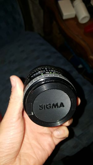 Camera lens for Sale in Carthage, MO