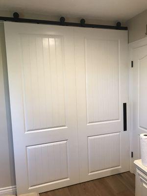 Barn doors installation for Sale in Los Angeles, CA