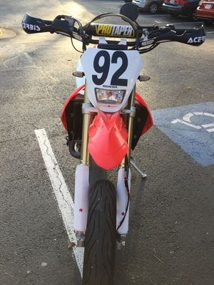 2008 Honda CRF450X for Sale in Falls Church, VA