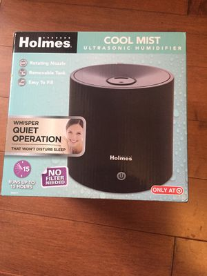 Holmes Cool Mist Ultrasound Humidifier for Sale in La Habra, CA