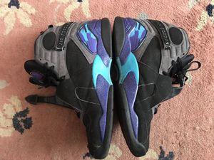 Jordan 8 aqua size 10 ( pick up) for Sale in Altadena, CA