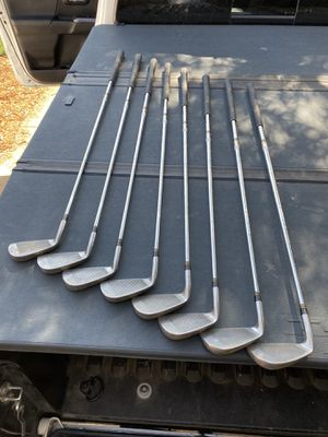 Pinseeker iron set 3-pw for Sale in Sacramento, CA