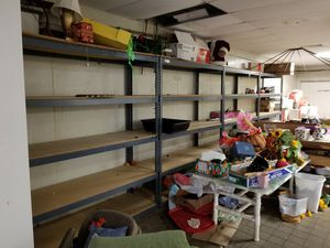 Shelving 8' tall 6' wide and 2' deep for Sale in Palm Beach, FL