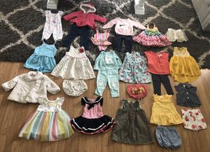 12 months baby girl outfits for Sale in Colorado Springs, CO
