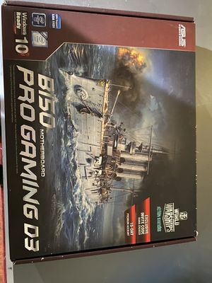 Asus Motherboard DDR4 for Sale in Clovis, CA