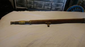 Antique Nautical Wooden Telescope (works) for Sale in Spring Hill, FL