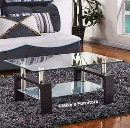Brand New Glass Coffee Table for Sale in Fort Lauderdale,  FL