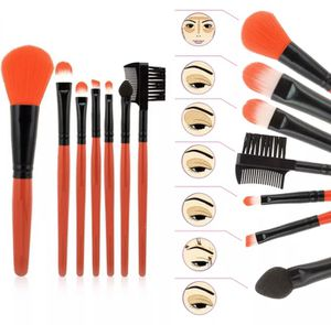 7 Pcs Professional Makeup Brushes Set for Sale in Washington, DC