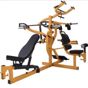 Powertec Home Gym w/ Weights for Sale in South Euclid, OH