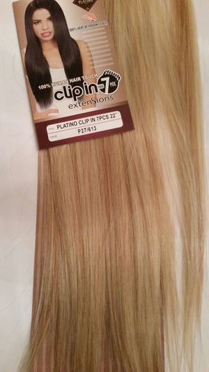 """22"""" hair extensions ( Able to Curl ) for Sale in Downey, CA"""