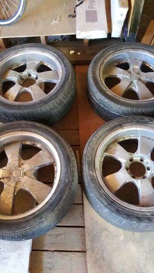 Rims abd tires for Sale in Compton, CA