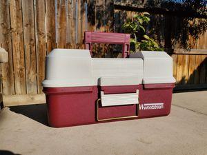 Vintage fishing box. for Sale in Visalia, CA
