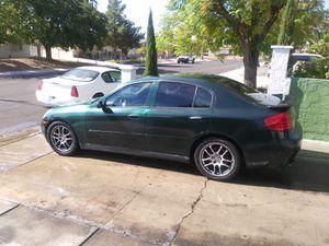 Selling 03 infiniti g35 sedan as a parts car for Sale in Las Vegas, NV