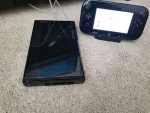 Nintendo wii u system for Sale in Damascus, MD