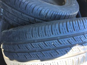 Used tires 195/55R16 for Sale in Durham, NC