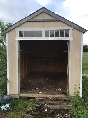8 X 10 Storage shed $125 if you can pick up today fcfs no holds for Sale in Murfreesboro, TN