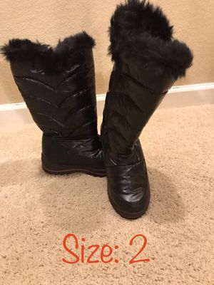 Like New Girls Snow Boots for Sale in Chula Vista, CA