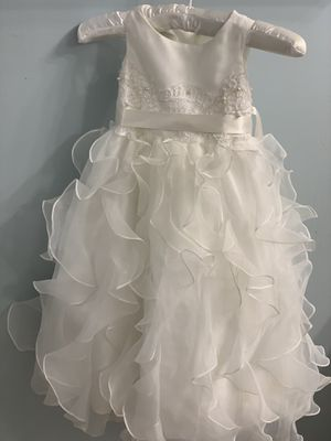 David's Bridal Flower Girl Dress 2T for Sale in Davie, FL