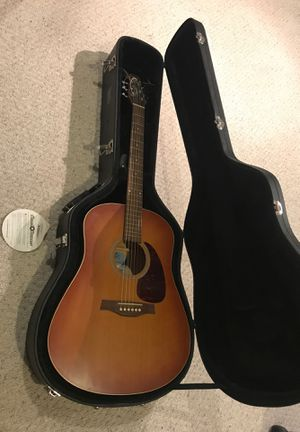 Seagull solid wood acoustic guitar. For sell of Trade for Sale in DeSoto, TX