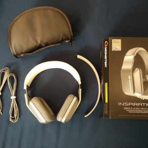 Monster Inspiration Active Noise-Canceling Over-Ear Headphones for Sale in Morgan Hill, CA