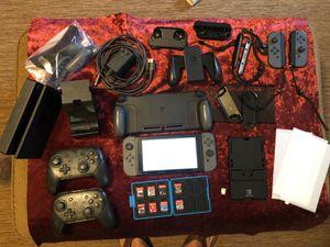 Nintendo Switch V2 Bundle for Sale in Los Angeles, CA