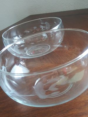 Princess House Heritage Soup Bowls for Sale in Bell, CA