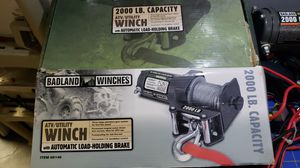 Badlands winch for Sale in Perris, CA
