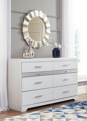 Ashley Furniture Dresser, White for Sale in Santa Ana, CA