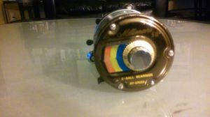 VINTAGE DAIWA MILLONAIRE 5 h FISHING REEL for Sale in Shaker Heights, OH