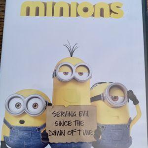 Minions (DVD, 2015) for Sale in Long Beach, CA