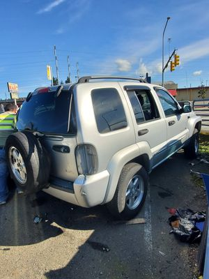 Jeep liberty parting out for Sale in Seattle, WA