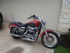 FS/FT: 2006 HD XL1200C Sportster, Extremely Low Miles for Sale in Leander, TX