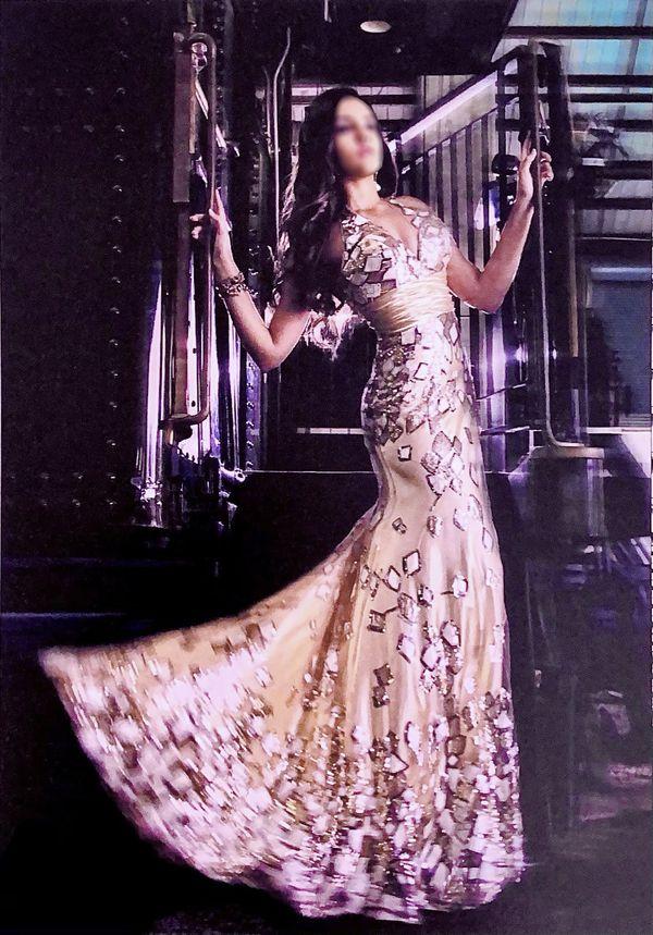 Tony Bowls - Size 2-Dress/Gown - Vestido de Quinceanera