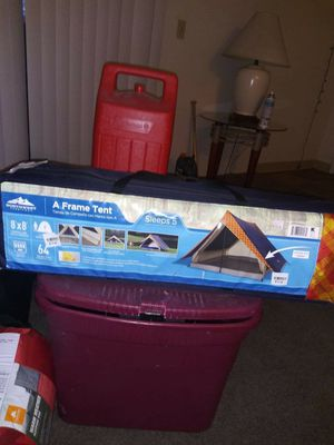 Assorted Camping gear for Sale in Tucson, AZ