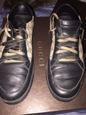 Gucci shoes men's for Sale in San Diego, CA