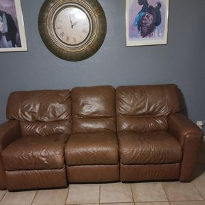 Leather Furniture For Sale for Sale in Fresno, CA