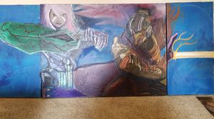 League Of Legends 1 of a kind Painting for Sale in Salt Lake City, UT