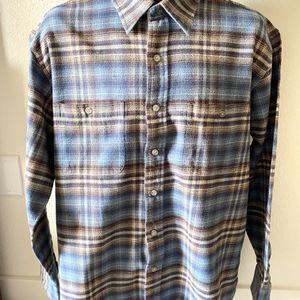 Izod Flannel Men's Shirt for Sale in El Dorado Hills, CA