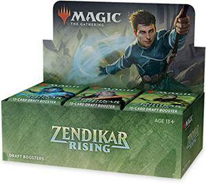 MTG Zendikar Rising Box sealed , with promos. for Sale in Costa Mesa, CA